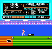 Track & Field abandonware