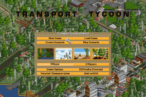 Transport Tycoon Deluxe 1