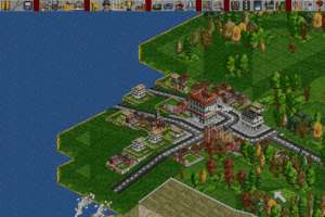 Transport Tycoon Deluxe 2