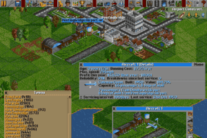 Transport Tycoon Deluxe 7