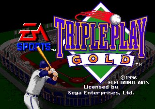 Triple Play: Gold Edition 0