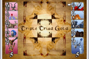 Triple Triad Gold abandonware