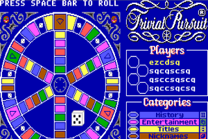 Trivial Pursuit abandonware