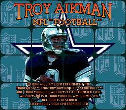 Troy Aikman NFL Football 0
