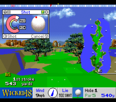True Golf Classics: Wicked 18 abandonware