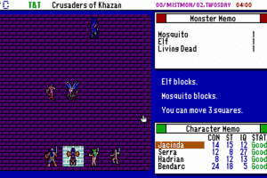 Tunnels & Trolls: Crusaders of Khazan 9