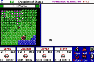Tunnels & Trolls: Crusaders of Khazan 11