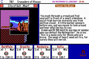Tunnels & Trolls: Crusaders of Khazan 13