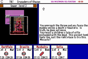 Tunnels & Trolls: Crusaders of Khazan 19