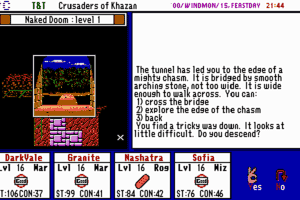 Tunnels & Trolls: Crusaders of Khazan 20