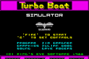 Turbo Boat Simulator 1