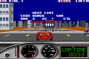 Turbo Out Run 5