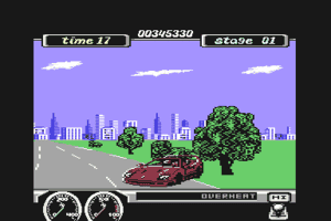 Turbo Out Run 3