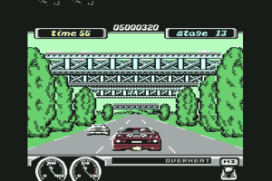 Turbo Out Run 7