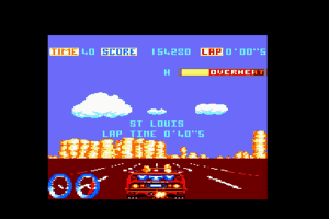 Turbo Out Run 11