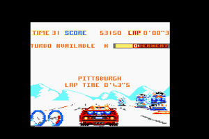 Turbo Out Run 6
