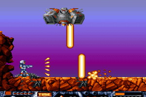 Turrican II: The Final Fight 9