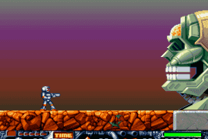 Turrican II: The Final Fight 10