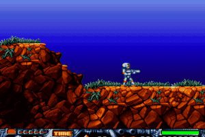Turrican II: The Final Fight 1