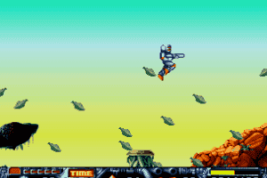 Turrican II: The Final Fight 2
