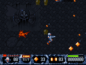Turrican II: The Final Fight 13