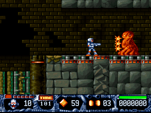 Turrican II: The Final Fight 15