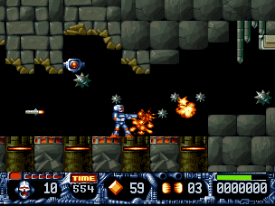 Turrican II: The Final Fight 16