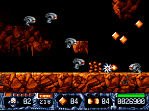 Turrican II: The Final Fight 3