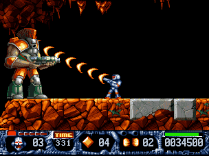 Turrican II: The Final Fight 5