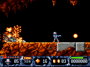 Turrican II: The Final Fight 6