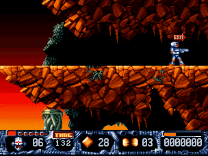 Turrican II: The Final Fight 7