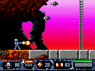 Turrican II: The Final Fight 8