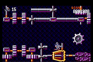 Turrican II: The Final Fight 20
