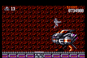 Turrican II: The Final Fight 21