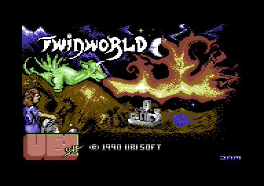 TwinWorld: Land of Vision 0