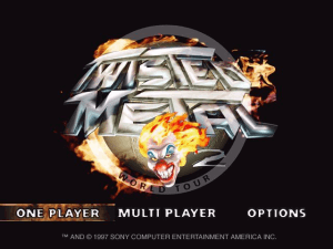 Twisted Metal 2 0