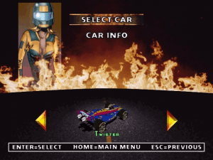 Twisted Metal 2 9