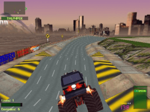 Twisted Metal 2 16