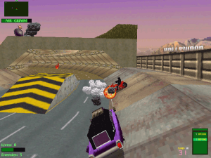 Twisted Metal 2 31