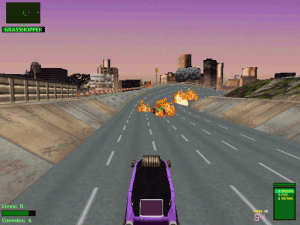 Twisted Metal 2 32