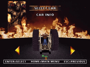 Twisted Metal 2 7
