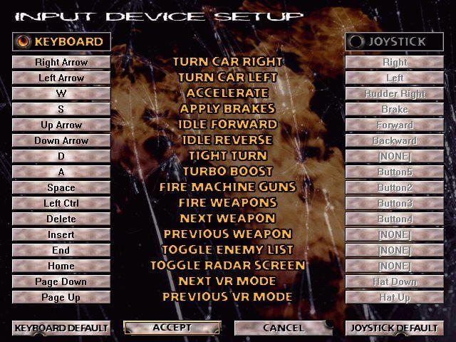 Download Twisted Metal 2 (Windows) - My Abandonware