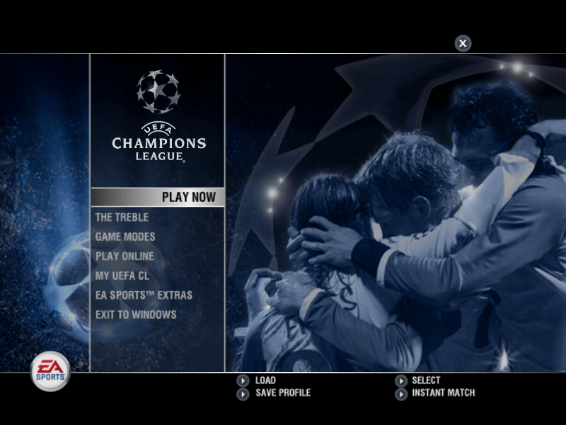 Free Games Download: UEFA Champions League 2006-2007