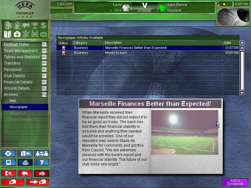 Download Uefa Manager 2000 Windows My Abandonware