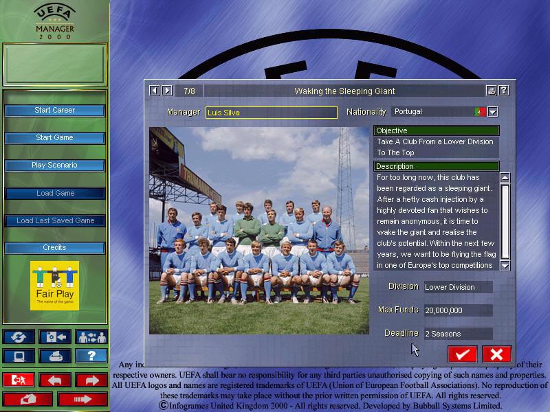 Download Uefa Manager 2000 Windows My Abandonware