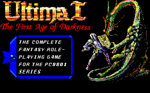 Ultima I: The First Age of Darkness 1