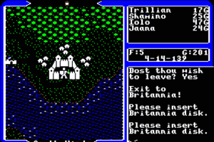 Ultima V: Warriors of Destiny 3