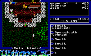 Ultima V: Warriors of Destiny 1