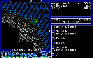 Ultima V: Warriors of Destiny 5