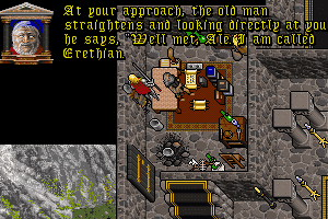 Ultima VII: Forge of Virtue 9